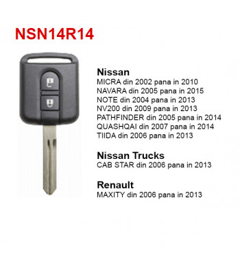 NSN14R14 - TELECOMANDA...